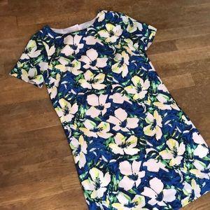 JCREW Floral Dress 🌸 Size 0